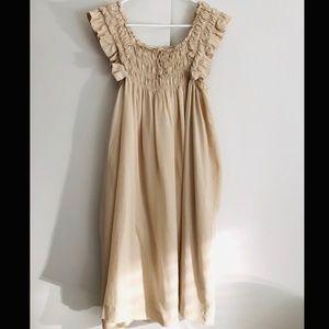 Isabel Marant Étoile Boho Empire Dress